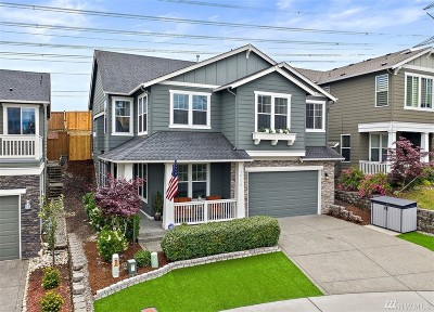 Federal Way Single Family Home For Sale: 34116 10th Ct SW