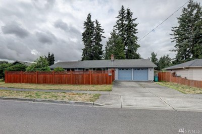 Auburn Single Family Home For Sale: 1510 22nd St SE