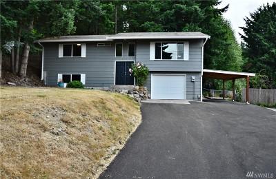 Edgewood Single Family Home For Sale: 4403 Chrisella Rd E