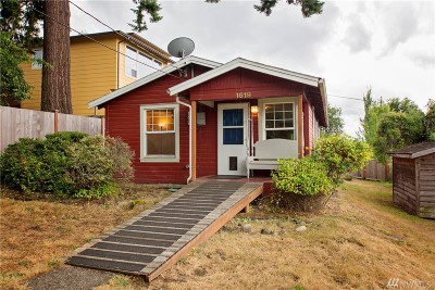 Olympia Single Family Home Pending Inspection: 1619 7th Ave S