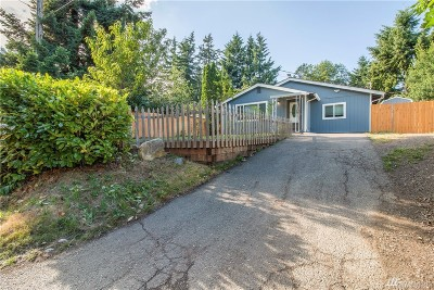 Port Orchard Single Family Home For Sale: 7251 E Patricia St