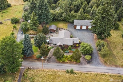 Lewis County Single Family Home Pending: 164 Harkins Rd