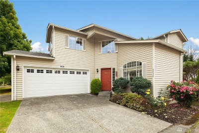 Kirkland Single Family Home For Sale: 9630 122nd Lane NE