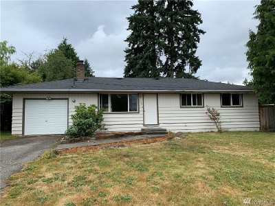 Bothell Single Family Home For Sale: 103 234th St SW