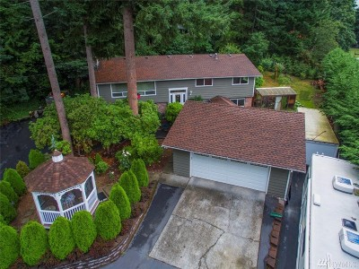 Auburn Single Family Home For Sale: 28180 109th Ave SE