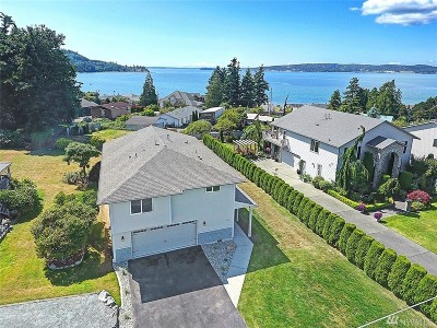 Camano Island Single Family Home For Sale: 1191 Pleasant View St