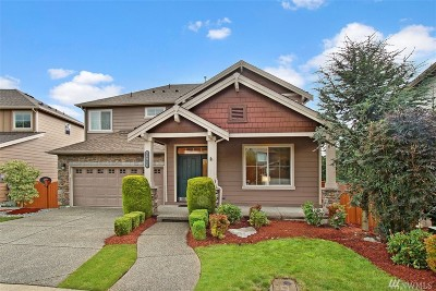 Snoqualmie Single Family Home For Sale: 34918 SE Brinkley St