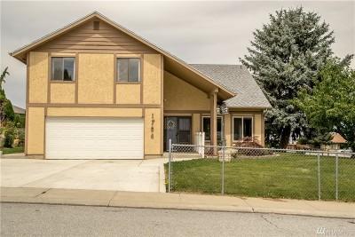 Wenatchee Single Family Home For Sale: 1704 Lexington Place