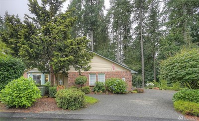 Pierce County Condo/Townhouse For Sale: 6014 63rd St Ct W