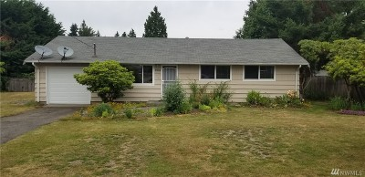Renton Single Family Home For Sale: 3524 NE 14th St