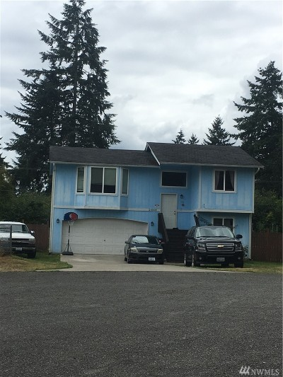 Spanaway Single Family Home For Sale: 20008 65th