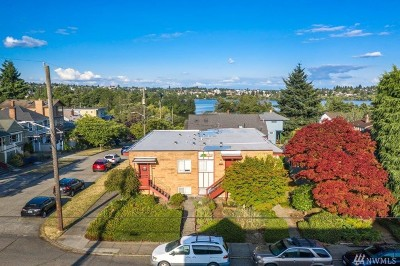 Seattle Multi Family Home For Sale: 7014 Linden Ave N