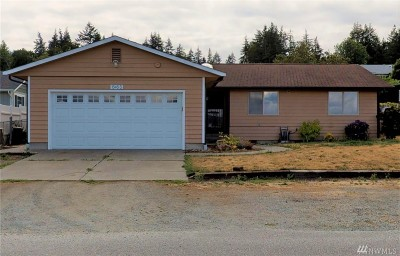 Camano Island Single Family Home For Sale: 1546 Thompson Dr