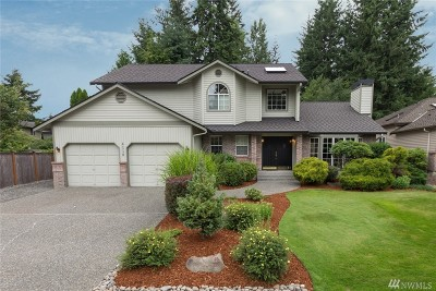 Everett WA Single Family Home For Sale: $629,900