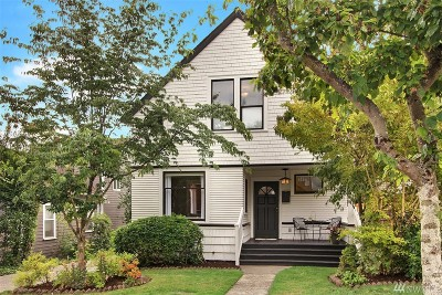 Seattle Single Family Home For Sale: 5123 26th Ave NE