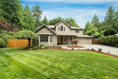 Olympia Single Family Home Pending: 4709 Crisman Ct SE