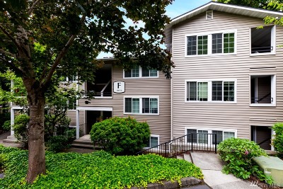 Kirkland Condo/Townhouse For Sale: 10016 NE 120th Lane #F-101