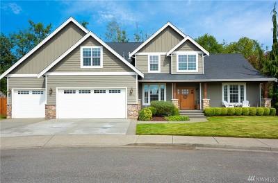 Lynden Single Family Home Pending Inspection: 1001 W Cascade Lane