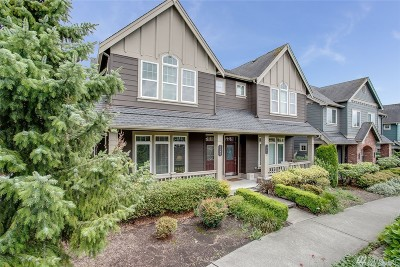 Issaquah Condo/Townhouse For Sale: 1747 11th Lane NE #1109