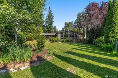 Bellingham Single Family Home Pending Inspection: 1521 Hel Lyn Place