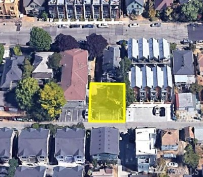 Seattle Residential Lots & Land For Sale: 6633 Carleton Ave S