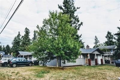 Olympia Multi Family Home For Sale: 310 Choker St SE