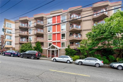 King County Condo/Townhouse For Sale: 711 E Denny Wy #103