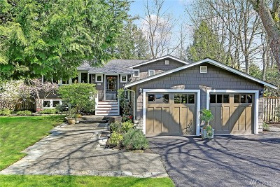 0, King County, Pierce County, Snohomish County Single Family Home For Sale: 2638 82nd Ave NE