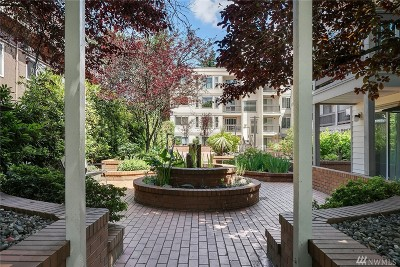 King County Condo/Townhouse For Sale: 2152 N 112th St #102
