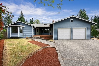 Mukilteo Single Family Home For Sale: 7052 47th Ave W