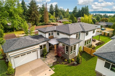 0, King County, Pierce County, Snohomish County Single Family Home For Sale: 10317 112th St