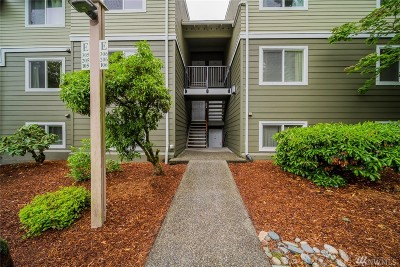 Everett WA Condo/Townhouse For Sale: $230,000