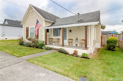 Buckley Single Family Home For Sale: 227 S Cedar St