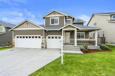 Stanwood Single Family Home For Sale: 7149 288th St NW