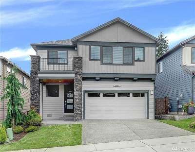Bothell Single Family Home For Sale: 20611 Richmond Rd
