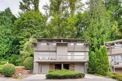 Bellevue WA Condo/Townhouse For Sale: $524,900