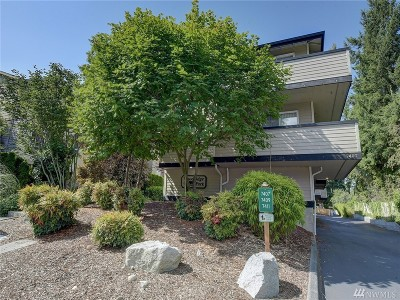 Snohomish County Condo/Townhouse For Sale: 7409 210th St SW #223