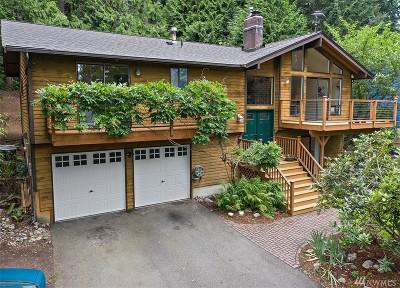Bremerton Single Family Home For Sale: 5967 Illahee Rd NE