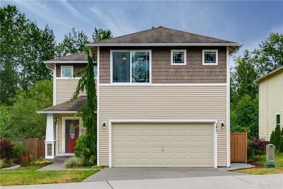 Marysville Single Family Home For Sale: 7617 83rd Dr NE