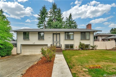Federal Way Single Family Home For Sale: 3510 SW 327th Street
