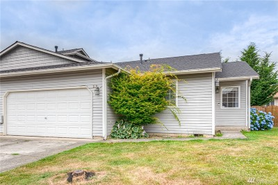 Arlington Single Family Home For Sale: 16516 41st Ave NE #B165