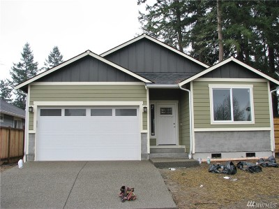 Olympia Single Family Home Contingent: 1607 9th Ave SW
