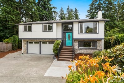 Bothell Single Family Home For Sale: 21928 2nd Ave SE