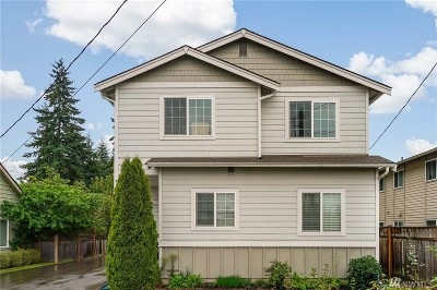 Everett Single Family Home For Sale: 9831 4th Ave W #2