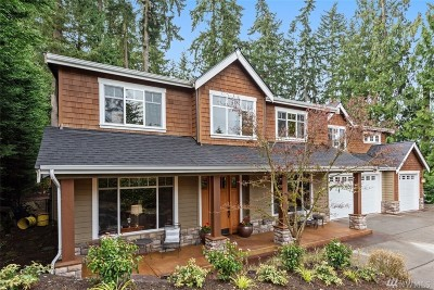 Kirkland Single Family Home For Sale: 4715 112th Ave NE