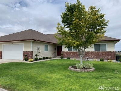Moses Lake Condo/Townhouse For Sale: 807 Westshore Dr NE #I-26