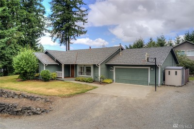 Lake Tapps Single Family Home Contingent: 17509 24th St Ct E