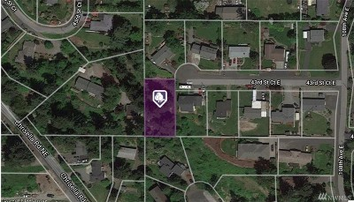 Edgewood Residential Lots & Land For Sale: 10604 43rd St Ct E