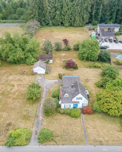 Arlington Single Family Home For Sale: 606 Highland Dr