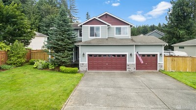 Bonney Lake Single Family Home For Sale: 19512 127th St E